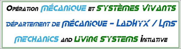 Opération mécanique et Systèmes vivants