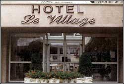 Hôtel le Village